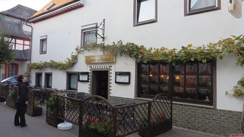 Hotel Zum Anker Osterspai