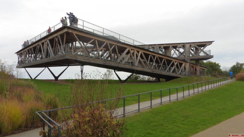 Koblenz Aussichtsplattform