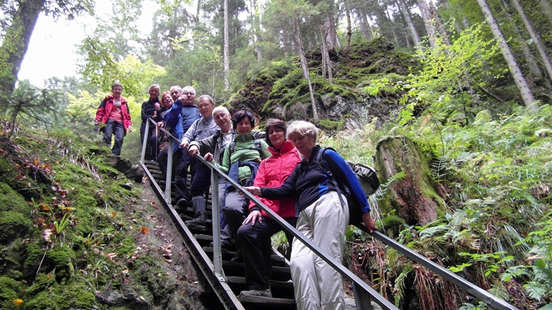 Schwarzwald Anreise und 1. Tag