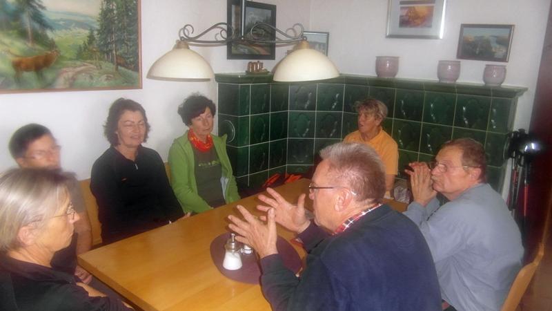 Schwarzwald 2012 - 2. und 3. Tag
