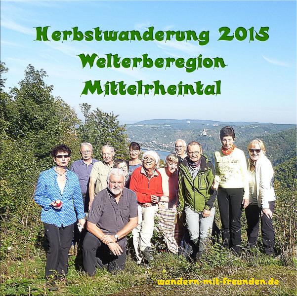 DVD Wandern 2015