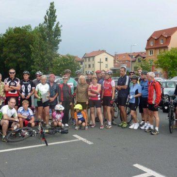 Radtour 2011 mit dem Skiclub