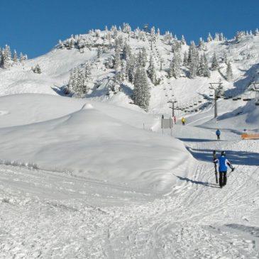 Skiurlaub 2013 – Warth-Schröcken
