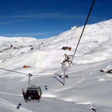 2014 – Warth-Schröcken und Arlberg Ski