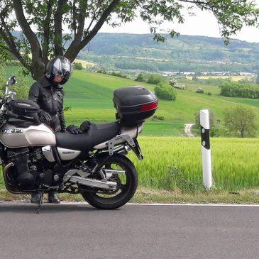Mit dem Motorrad unterwegs – Frühjahr 2016