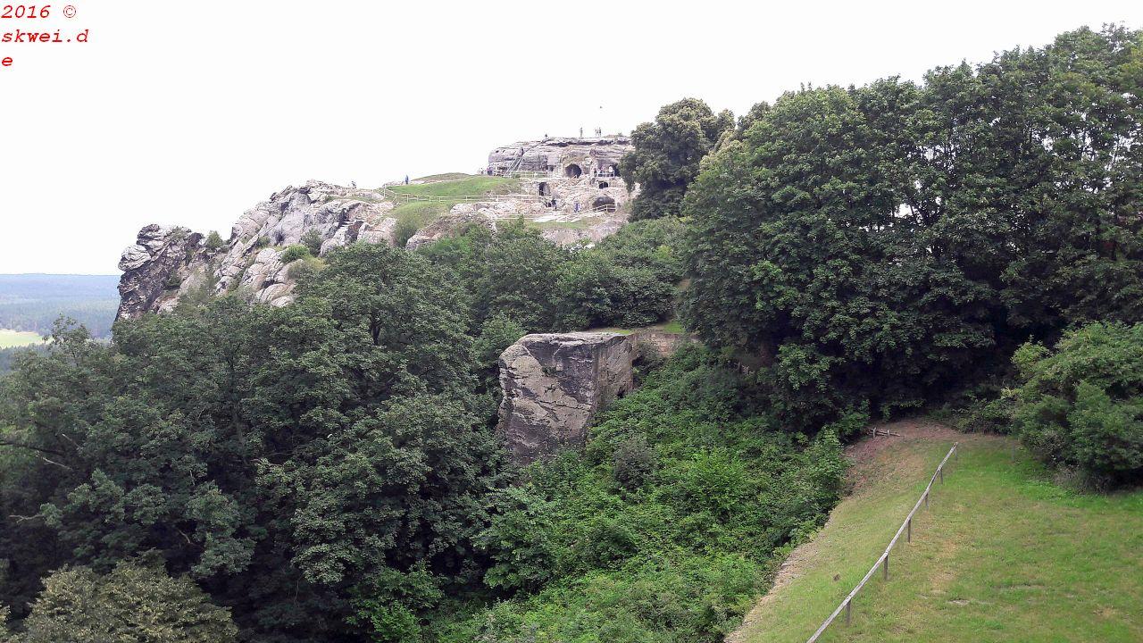 Harz 4 - Burg Regenstein