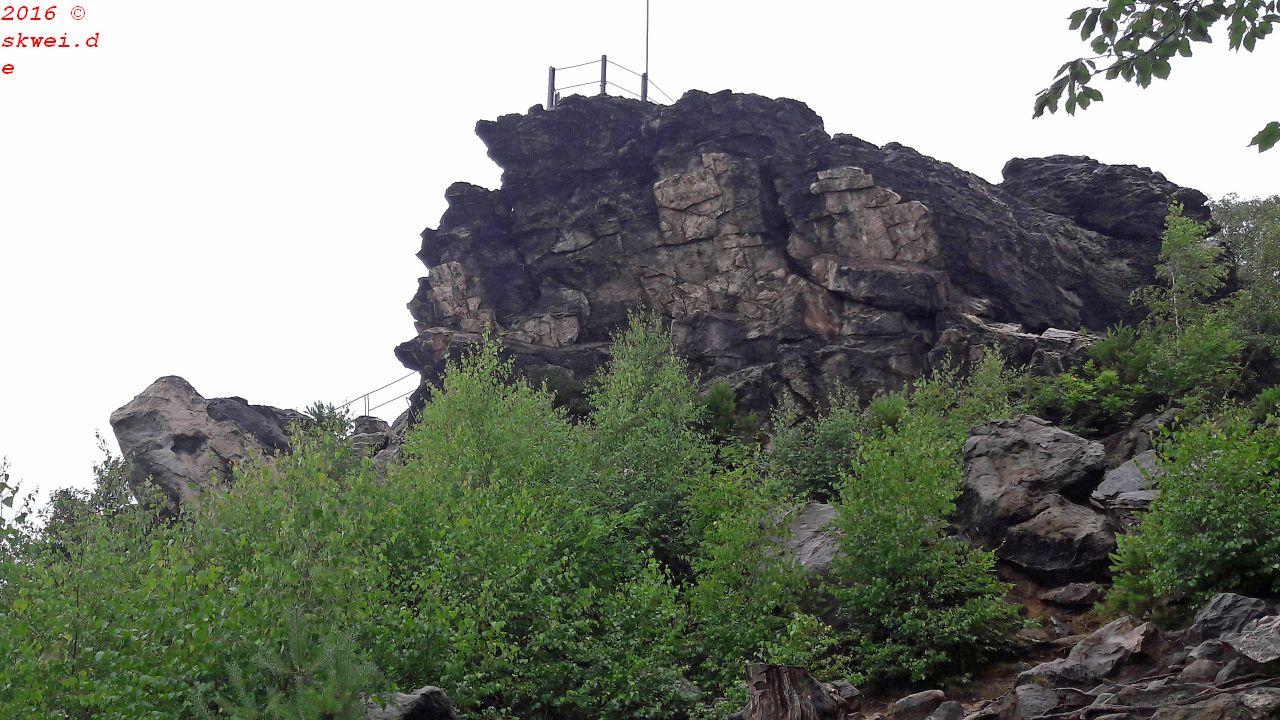 Harz 1 - Teufelsmauer und Hexentanzplatz