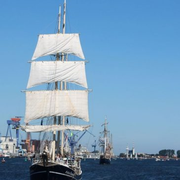 25. Hanse Sail in Warnemünde