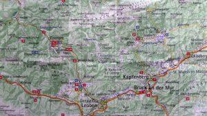 Karte Hochsteiermark