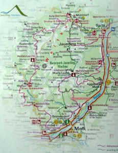 Karte Jauerling