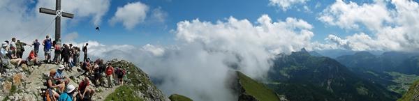 Panorama vom Aggenstein