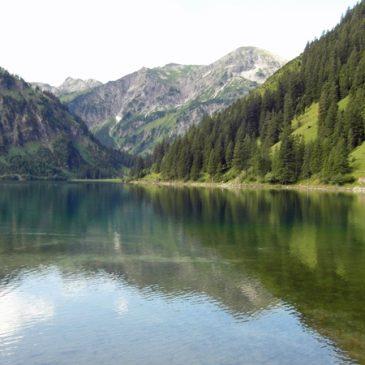 Sommerurlaub 2012 – Tannheimer Tal