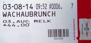 Wachaubrunch