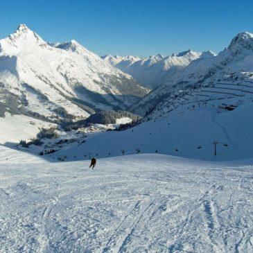 Winter 2014 wieder am Arlberg
