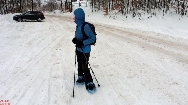 Schneeschuhwanderung Mommelstein_001