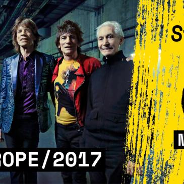 Im September zum Konzert der Rolling Stones