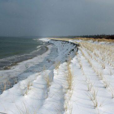 Auch schön: Winter an der Ostsee