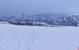 Jahreswechsel mit Winterfeeling