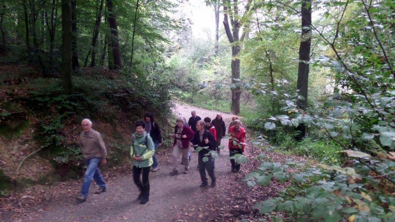 Herbstwanderung 2014