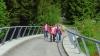 Brücke über die Bundestraße