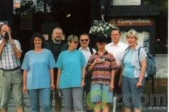 Rennsteig Frühjahr 1998