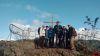 Gipfel-Gruppenfoto